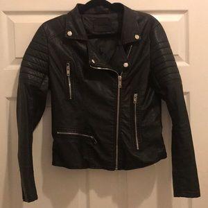 BlankNYC faux leather jacket size M